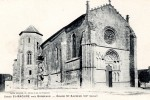 CPA St Macaire Eglise 1
