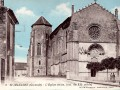 CPA St Macaire Eglise 2