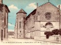 CPA St Macaire Eglise 3